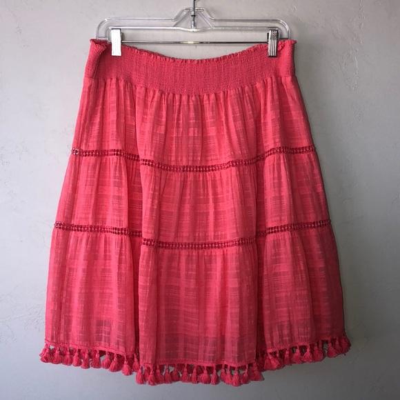 LOFT Dresses & Skirts - LOFT peasant skirt